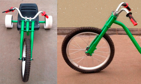 ScootSkateSkid - Awesome Power Drift Trikes - Petrol, Electric or ...