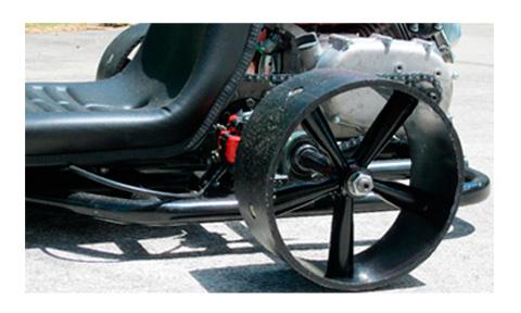 Scootskateskid Awesome Power Drift Trikes Petrol