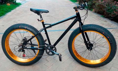 Scootskateskid Fat Tyre Mountain Bikes Including Fat Harry